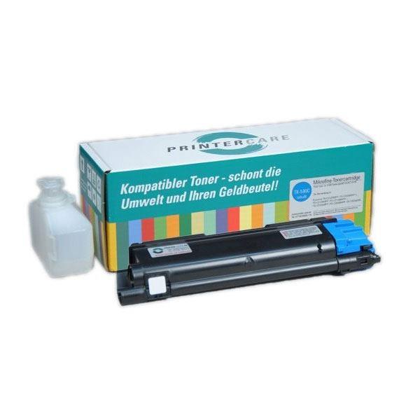 PrinterCare XL Toner cyan - PC-TK580-C-HC