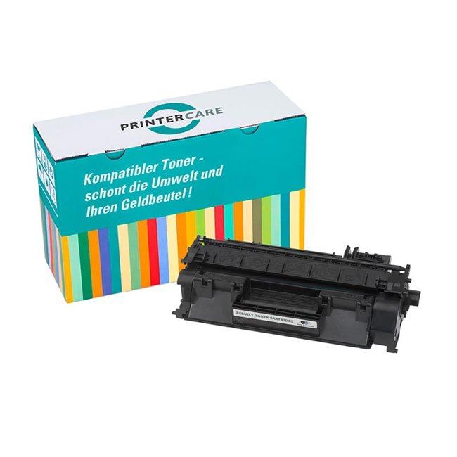 PrinterCare XL Toner schwarz - CE505A-XL