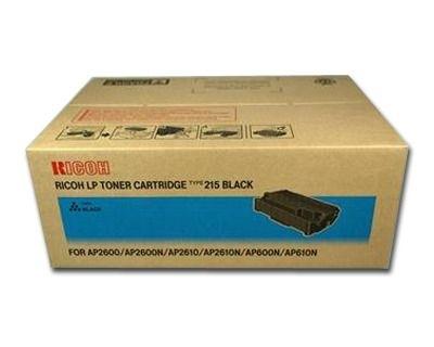 Ricoh Toner schwarz für AP2610, 400760