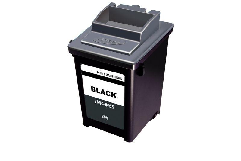 Samsung Tinte schwarz für SF350, M-55