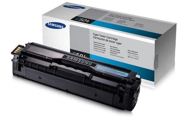Samsung Toner cyan , CLT-C504S/ELS