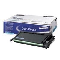 Samsung Toner cyan, CLP-600, CLP-C600A/SEE