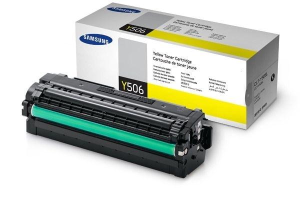 Samsung Toner gelb , CLT-Y506L/ELS