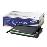 Samsung Toner gelb, CLP-600, CLP-Y600A/SEE