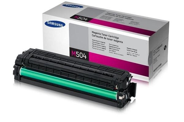 Samsung Toner magenta , CLT-M504S/ELS