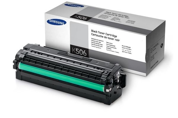 Samsung Toner schwarz , CLT-K506L/ELS