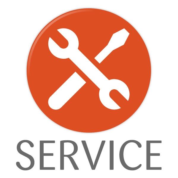Service Vertrag