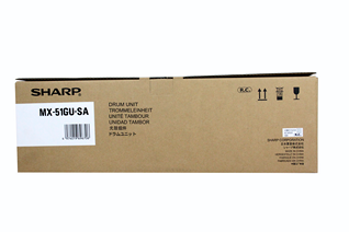 Sharp Original - Trommel gelb -  MX51GUSA