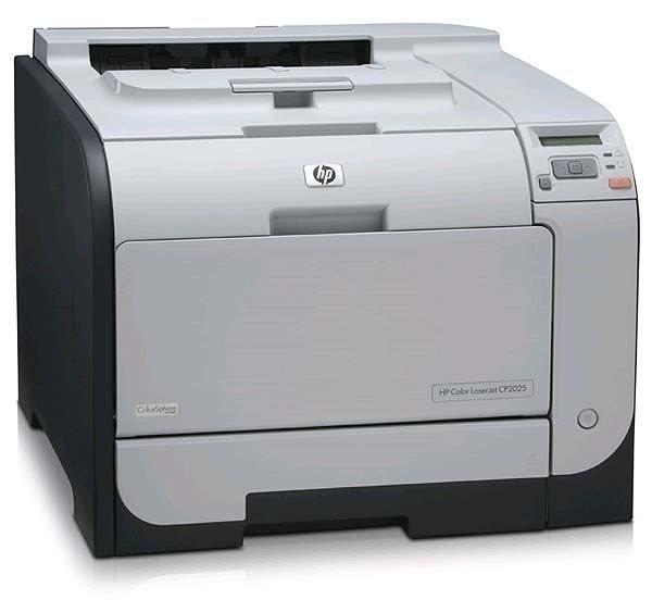 HP Color LaserJet CP2025dn