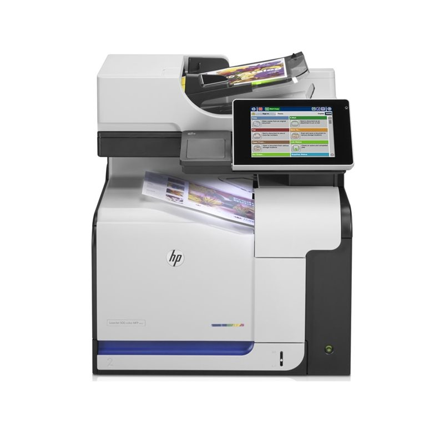 HP Color LaserJet Enterprise 500 MFP M575f
