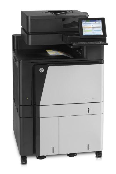 HP Color LaserJet Enterprise Flow MFP M880z+NFC