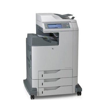 HP Color LaserJet MFP CM4730