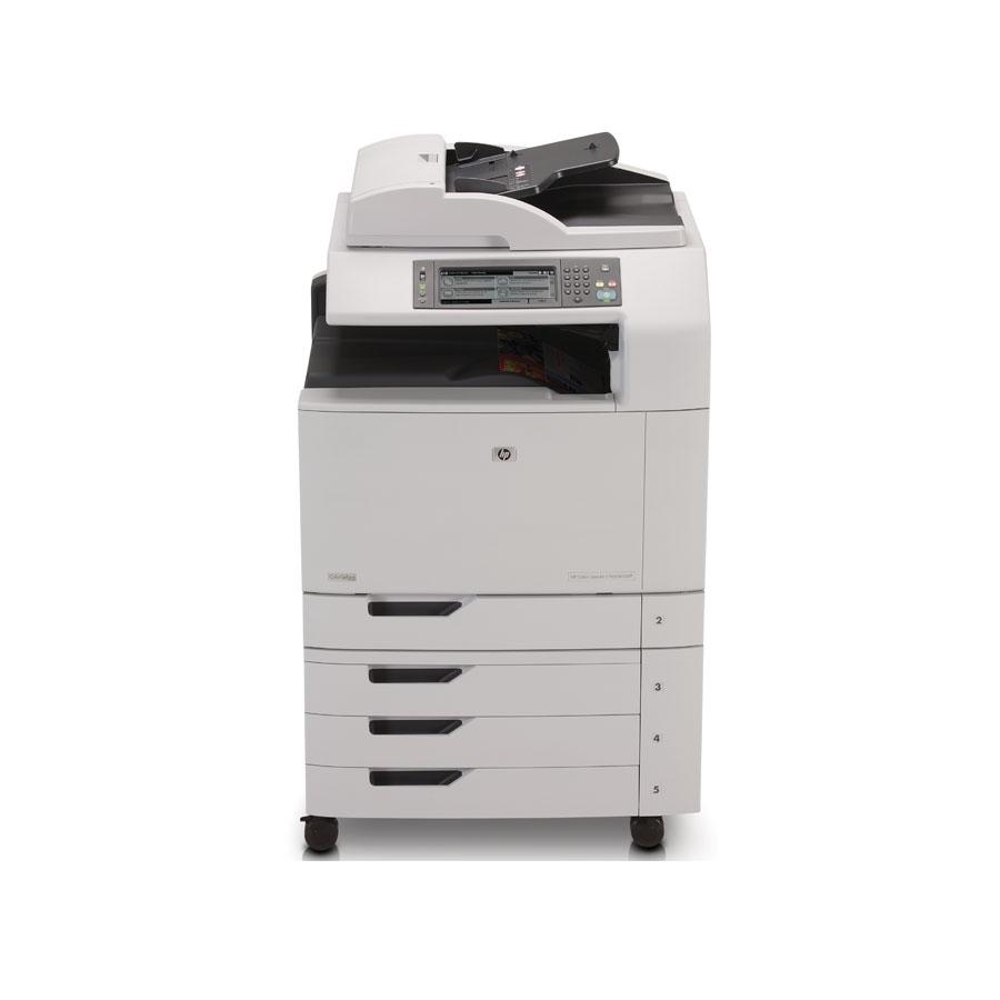 HP Color LaserJet MFP CM6040