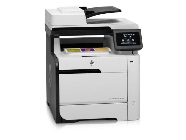 HP Color Laserjet MFP M375nw