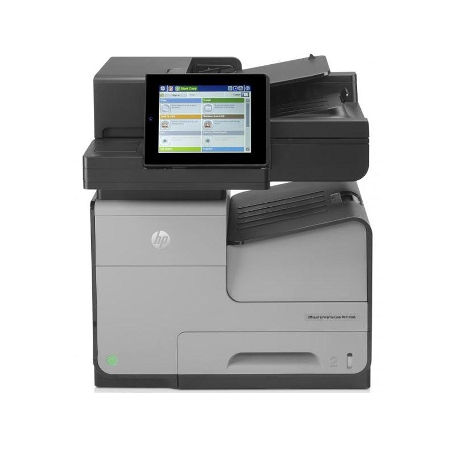 HP Color OfficeJet Enterprise MFP X585dn