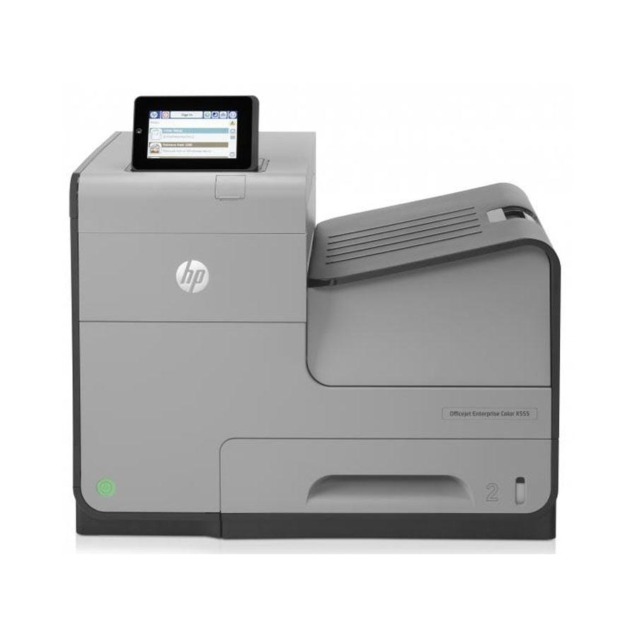 HP Color OfficeJet Enterprise X555dn