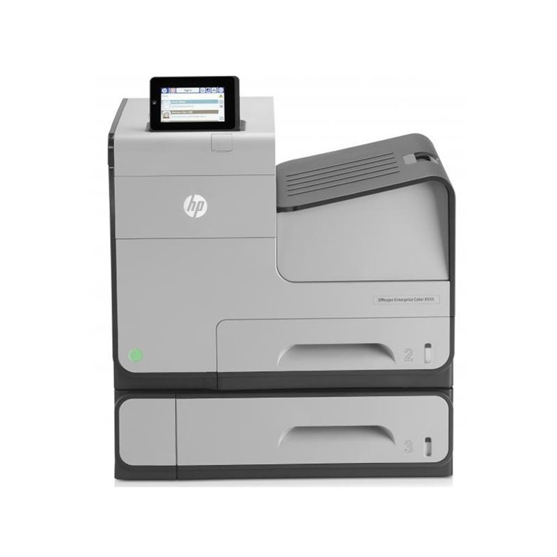HP Color OfficeJet Enterprise X555xh