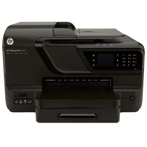 HP Color OfficeJet Pro MFP 8600