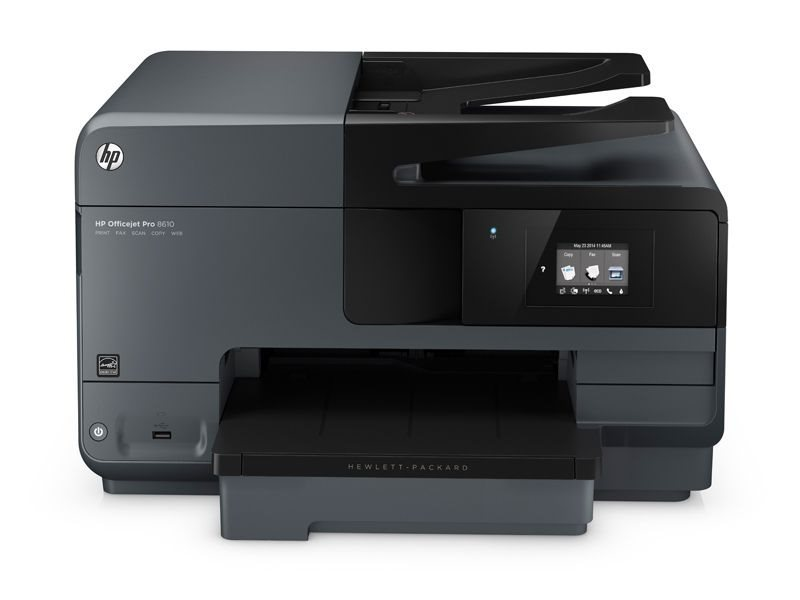 HP Color OfficeJet Pro MFP 8610