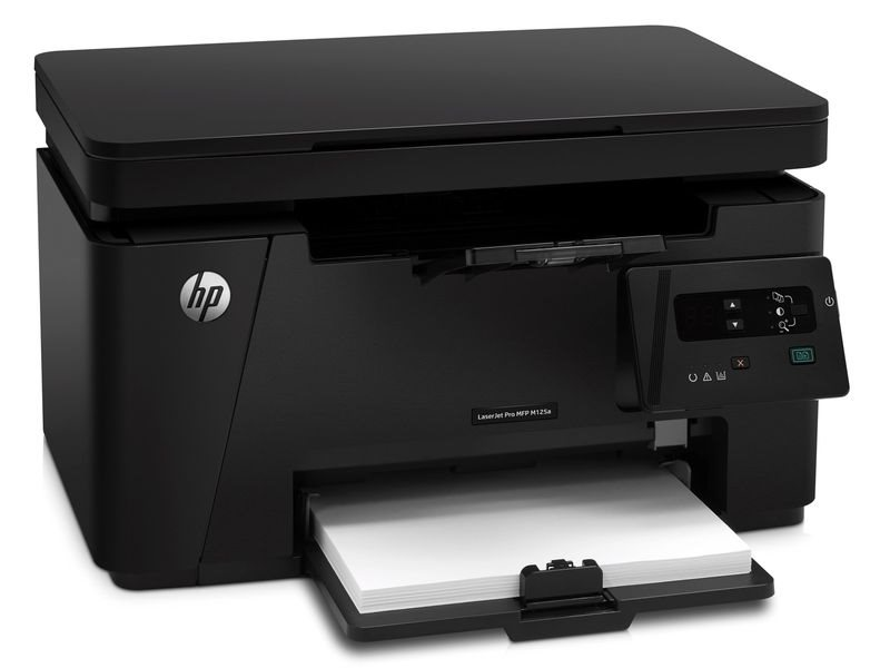 Télécharger Pilote HP LaserJet Pro MFP M125ra Gratuit ...