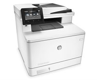 HP Color LaserJet MFP M477fnw