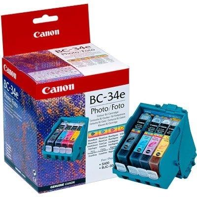 BC-34e Fotodruckkopf für Canon BJC 3000