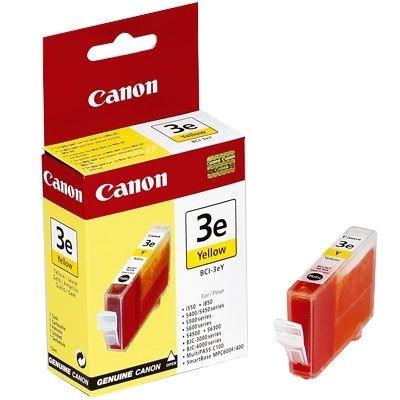 BCI-3 Original Tintenpat. für Canon BJC 6000, gelb