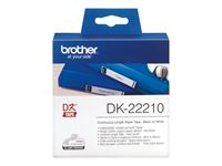 Brother Original - Etikettenrolle 2,9cm x 30,5m