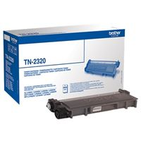 Brother Original - Toner schwarz -  TN2320