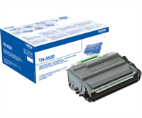 Brother Original - Toner schwarz -  TN3520