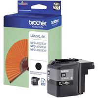 Brother Original - XL Tinte schwarz -  LC129XLBK
