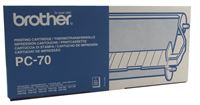 Brother Original Kassette + Transferband - PC-70