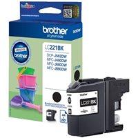 Brother Original - Tinte schwarz  -  LC221BK