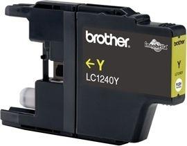 Brother Tinte gelb für MFC-J6510DW, LC-1240Y