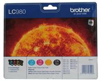Brother Tinte Valuepack (BK+CMY) für DCP-145C
