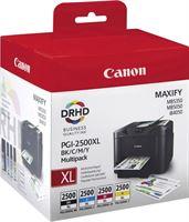 Canon original - PGI-2500XL C/M/Y/BK inc
