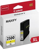 Canon original - PGI-2500XL Y - inc yellow