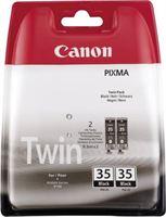 Canon Original - Tinte PGI-35 2er Pack schwarz