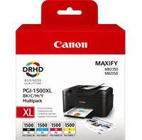 Canon original - PGI-1500XL C/M/Y/BK inc