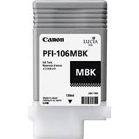Canon Original - Tinte matt schwarz PFI-106MBK