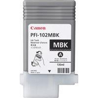 Canon Tinte matt-schwarz, PFI-102MBK
