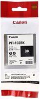 Canon Tinte schwarz, PFI-102BK