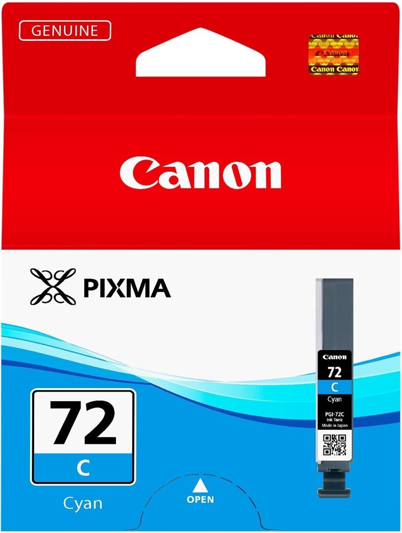 Canon Tintenpatrone cyan PGI-72C, 6404B001