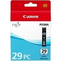 Canon Tintenpatrone fotocyan PGI-29PC, 4876B001