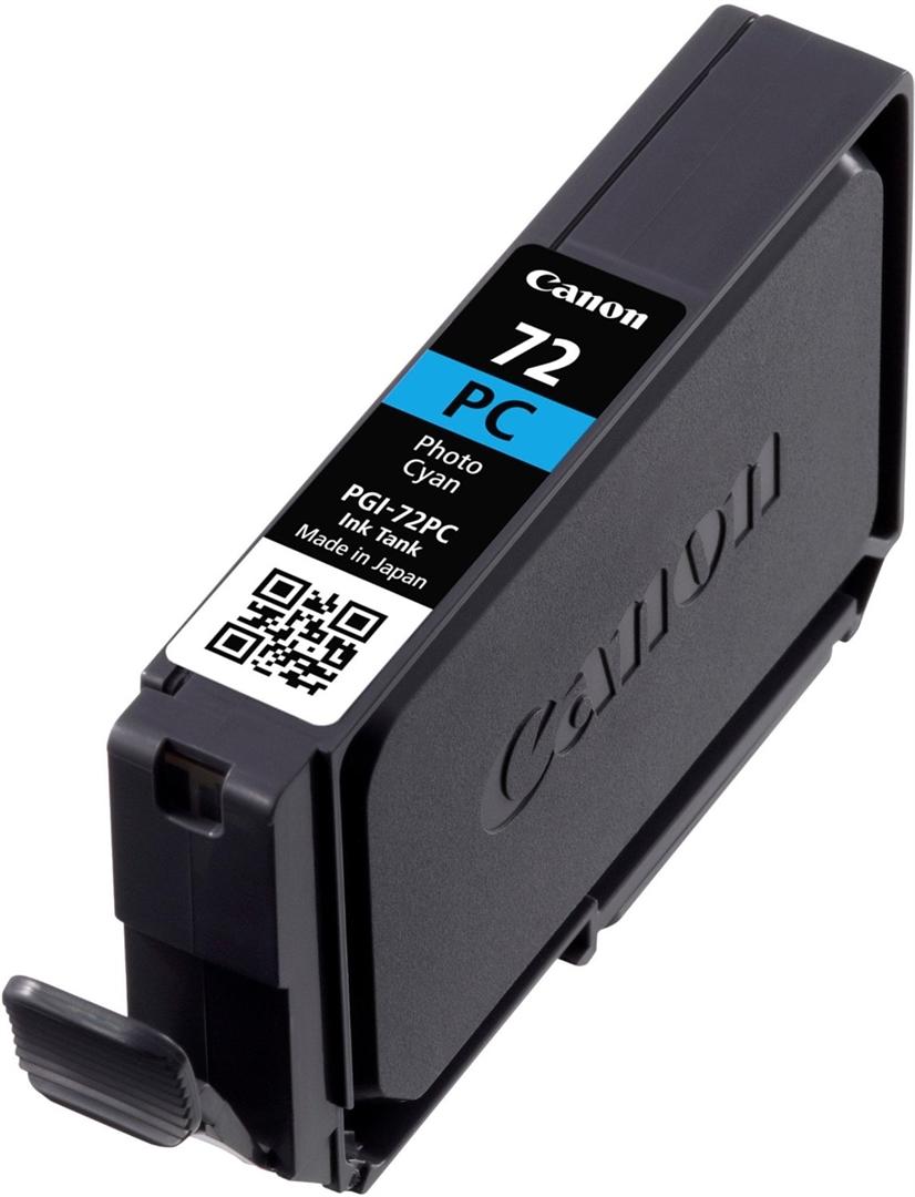 Canon Tintenpatrone fotocyan PGI-72PC, 6407B001