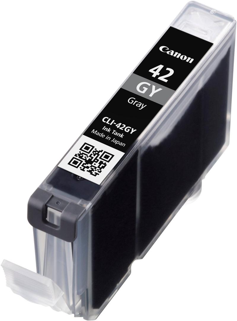 Canon Tintenpatrone grau CLI-42GY, 6390B001