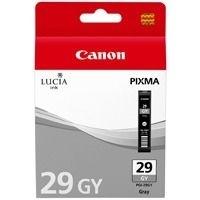 Canon Tintenpatrone grau PGI-29GY, 4871B001