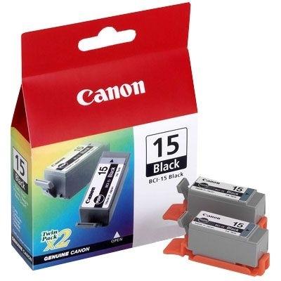 Canon Tintenpatrone schwarz - BCI-15BK