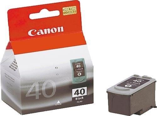 Canon Tintenpatrone schwarz, PG-40 (0615B001)