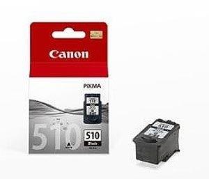 Canon Tintenpatrone schwarz, PG-510 (2970B001)